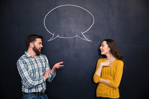 Η έλλειψη διαλόγου στις ανθρώπινες σχέσεις