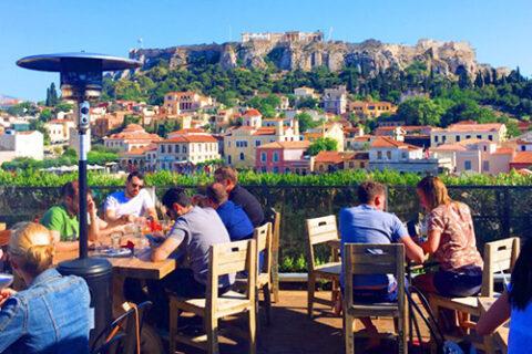 Αύγουστος στην Αθήνα… και οχι μόνο…